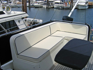 boat and marine custom cushions and cushion repair friday harbor san juan island wa